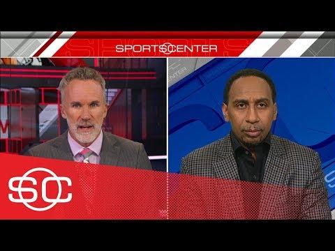 Stephen A. Smith: I'm never putting LeBron James above Michael Jordan   SportsCenter   ESPN