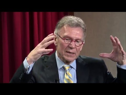 Leadership In and Out of Government | Thomas Daschle | Voices in Leadership