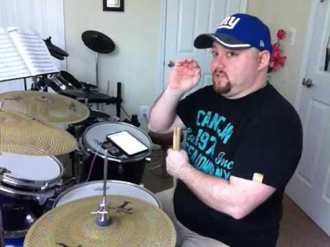 "Zac Treby's Drum Studio International: ""Alan Dawson Method: Lesson 12"