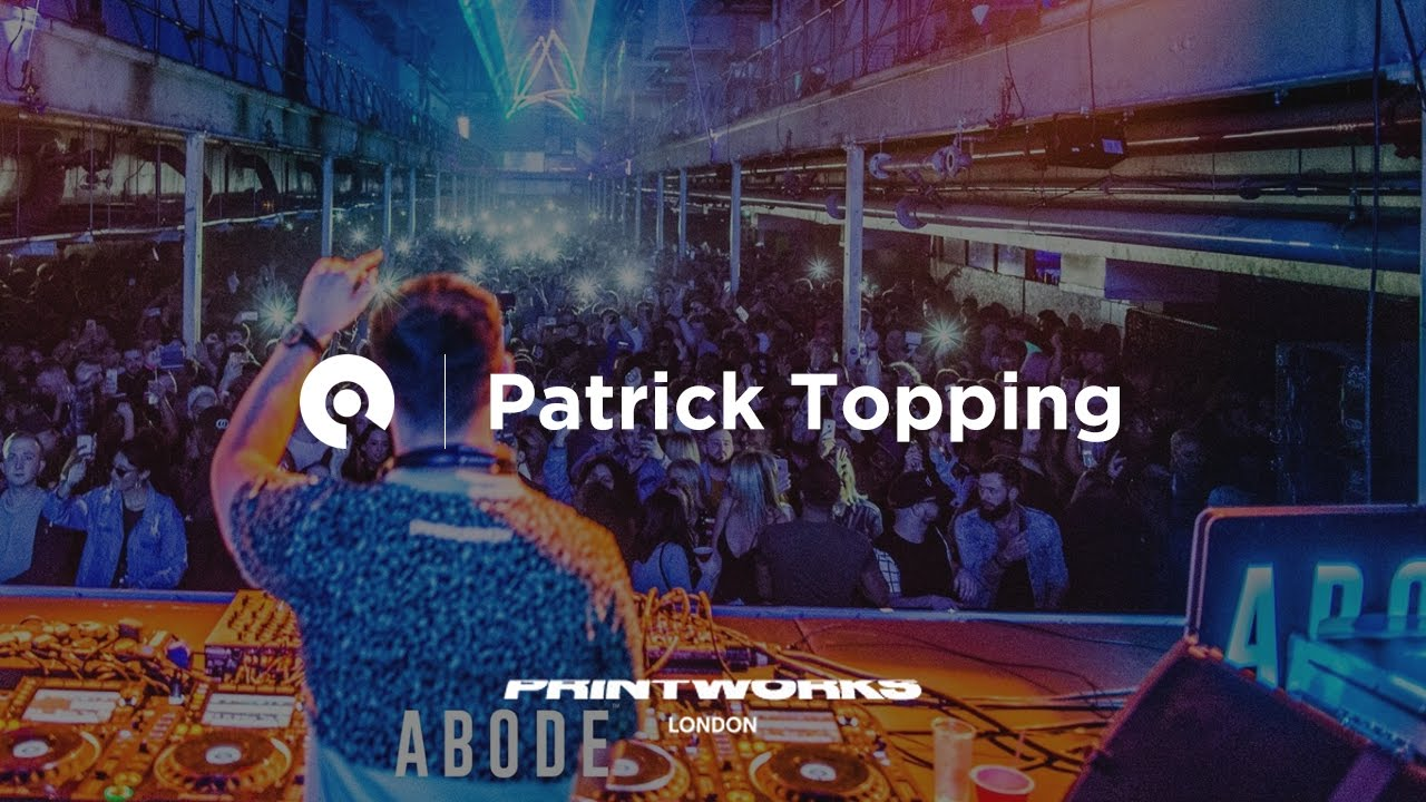 Patrick Topping - Live @ ABODE at Prinworks 2017