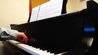 VIXX - Alive (Moorim School ost.) piano cover with sheet music