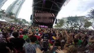 Ultra Music Festival 2015 - Miami - MakJ feat. O.T. Genasis