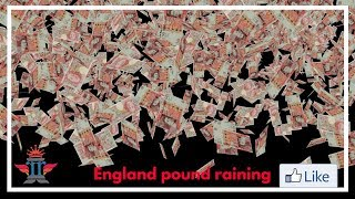 currency #BRITISH #England #Pounds #£   #Currency   #Whales   #London money   Royalty Free Footages