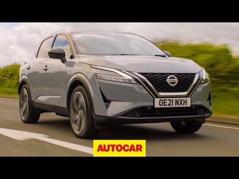 New Nissan Qashqai 2021 review | Britain's most important car? | Autocar