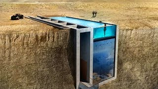 Most EXPENSIVE And INSANE Pools That Cost A FORTUNE!