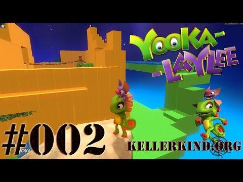 Yooka Laylee Toybox (2/3) ★ Livestream vom 15.12.16 ★ EmKa plays Yooka Laylee [HD|60FPS]