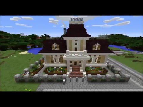 Dire Hill Victorian House 2 Minecraft Project