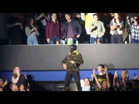 """Jumpsuit & Levitate & Fairly Local"" Twenty One Pilots@Washington DC 10/31/18"