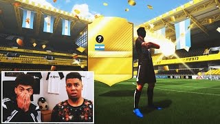 THE ARGENTINIAN PACK OPENING! - INFORM MESSI FIFA 17 PACK OPENING