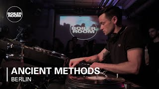 Ancient Methods - Live @ Boiler Room 2015