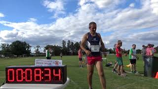 2019 Wangaratta Beer Mile