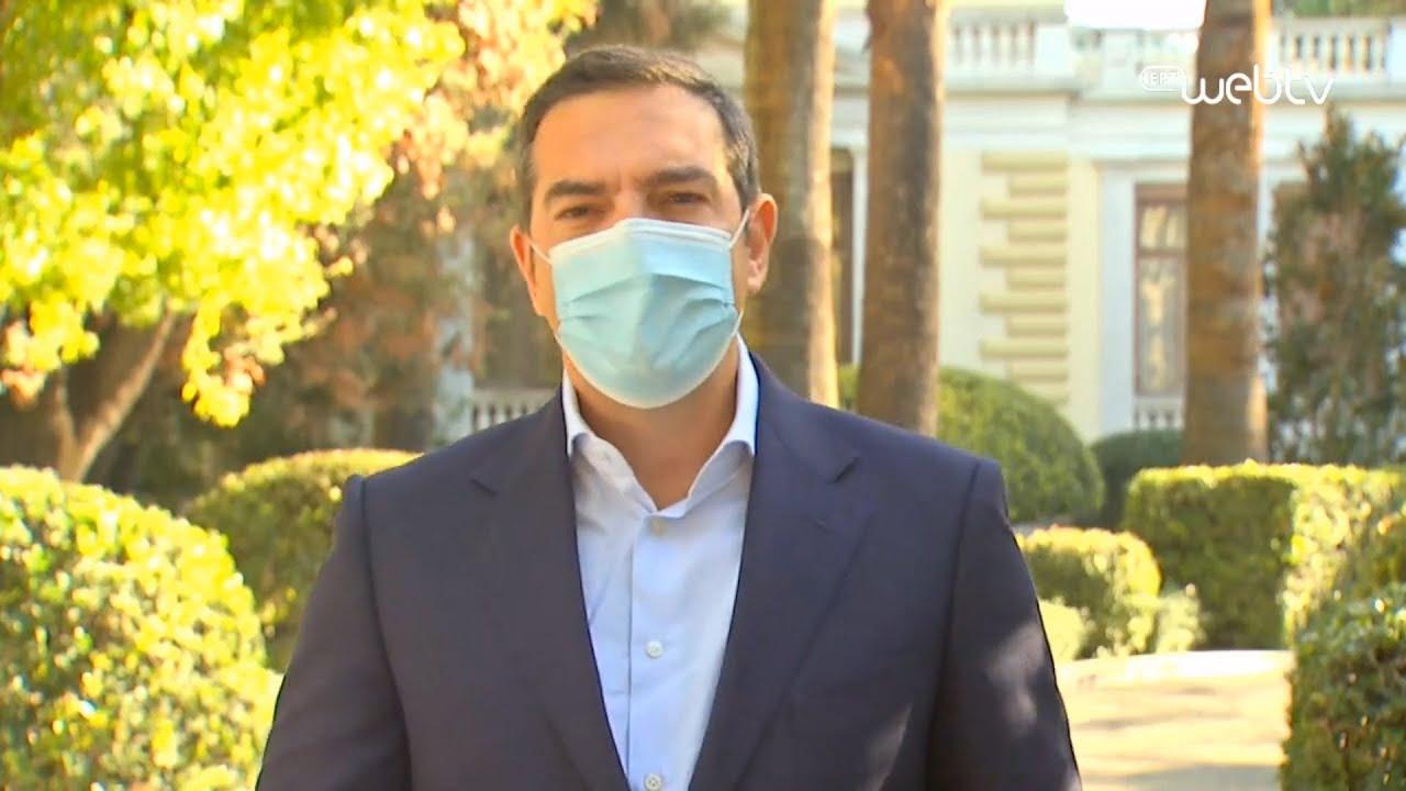 Tσίπρας: Σύγκληση Συμβουλίου Αρχηγών με λοιμωξιολόγους – Η κυβέρνηση έχει χάσει τον έλεγχο