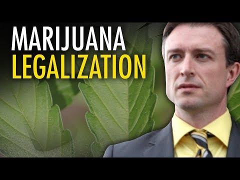 "Libertarian leader offers ""right"" approach to marijuana legalization"