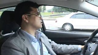 [자동차시승기]유럽 감각 물씬한