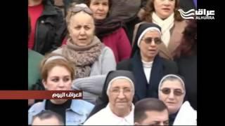 تحميل اغاني أكثر من 600 فرد من الطائفة المسيحية يقومون بزيارة الى مدينة بابل الاثرية MP3