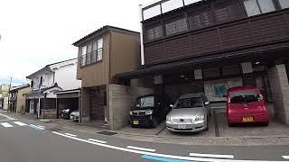 八尾町の街並み48富山県富山市