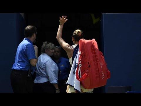 Έκπληξη πρώτου μεγέθους στο US Open