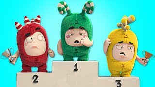 Oddbods   SPORTS DAY   Funny Cartoons For Children   Oddbods & Friends