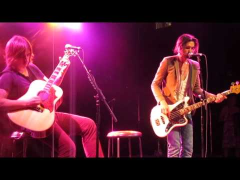 """The All American Rejects: """"Put Me Back Together"""" [Weezer] at Lyme Light__El Rey Theatre 5.1.14"""