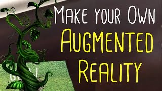 Make your Own Augmented Reality - with PowerPoint and HP Reveal (Formerly Aurasma))