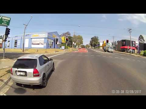 This Month In Dashcams: A Lesson In The Rules Of The Road