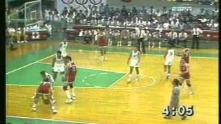 URSS  Yugoslavia Final Olimpiada Baloncesto Seul 1988) men's basketball final 8