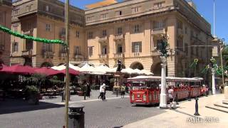 preview picture of video 'Valletta old town'