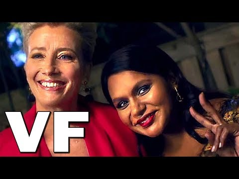 LATE NIGHT Bande Annonce VF (2019) Emma Thompson, Mindy Kaling