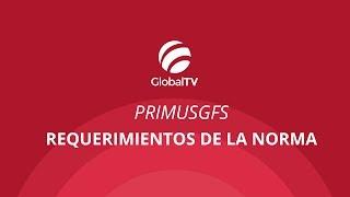 PrimusGFS - Requerimientos de la norma