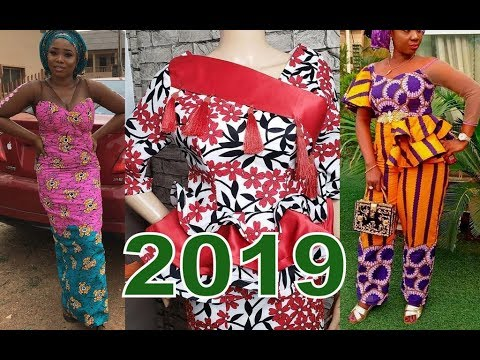 African Fashion Dresses Pictures 2019 : Best of best Collection African Clothing