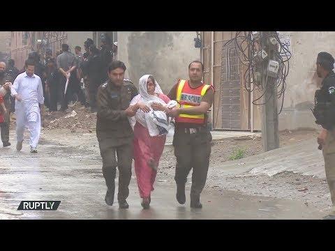 العرب اليوم - شاهد: مقتل مسلحين في عملية عسكرية بمنطقة