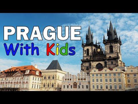 5 האטרקציות הכי טובות לילדים בפראג, בירת צ'כיה