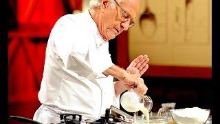 Klasyka kuchni francuskiej - lekcja gotowania z Michelem Roux [ Masterchef ]
