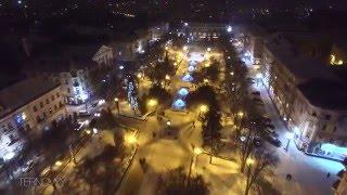 Вечірній Тернопіль 2016 4K