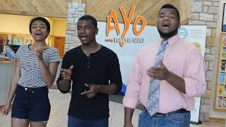 Ayo Starring Voices of Glory perform at Branson Tourism Center  Video