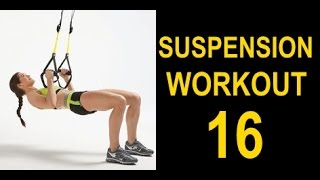 Workout 16 TRX | BOW | RIP60 Suspension Training by Coach Ali