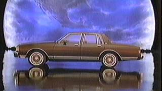 1984 Chevrolet Caprice Commercial
