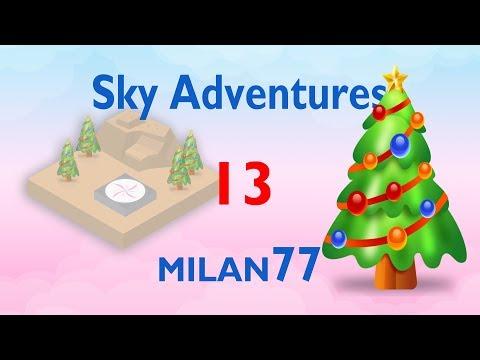 FTB Sky Adventures - E13 | Putování s Ježíškem |
