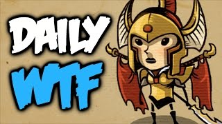 Dota 2 Daily WTF - does anyone read this?