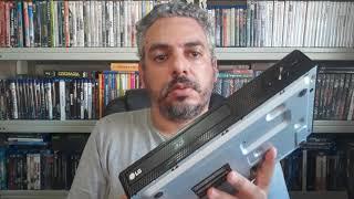Uncelsing - Blu-ray Player LG bp450 - 3D, Blu-ray, DVD e conexão com internet (através de cabo)