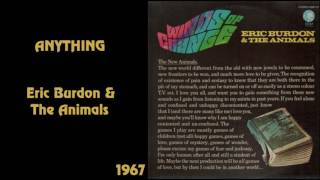Anything - Eric Burdon and The Animals