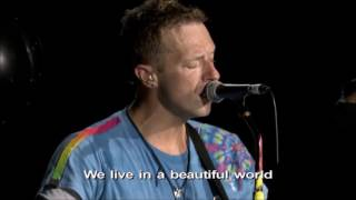 Coldplay: Band Introduction + Don't Panic, Los Angeles, CA, August 20th 2016