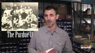 Origin of the Purdue Boilermakers Name - Steam Culture