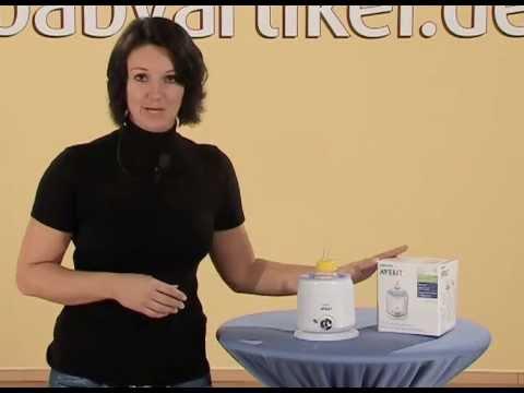 AVENT - Flaschen- & Babykostwärmer SCF 255/57 | Babyartikel.de
