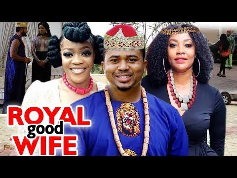 Royal Good Wife Season 3 & 4 - ( Angela Okorie / Eve Esin ) 2019 Latest Nigerian Movie