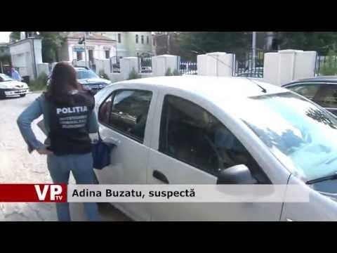 Adina Buzatu, suspectă