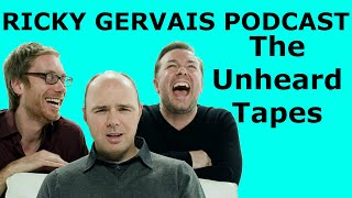 Picture of a podcast: The Ricky Gervais Show