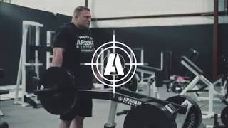 Arsenal Strength Standing Shrug
