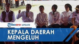 Kepala Daerah Maluku Mengeluh soal APBN ke Presiden, Jokowi Telepon Sri Mulyani