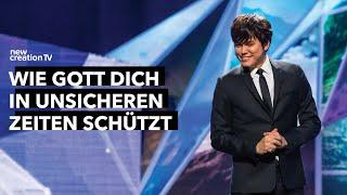 Wie Gott dich in unsicheren Zeiten schützt – Joseph Prince I New Creation TV Deutsch